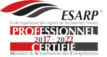 logo ESARP certification